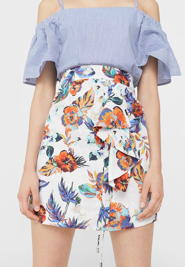 Прямая юбка Mango (Манго) 13050704