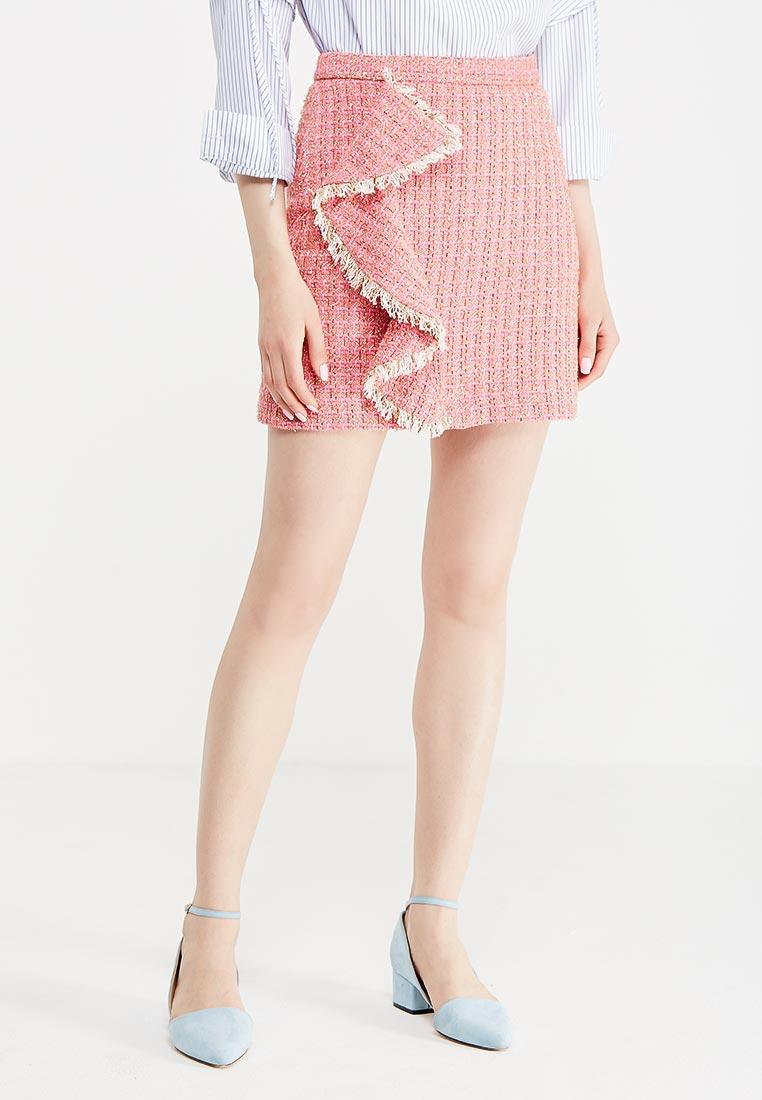 Прямая юбка Mango (Манго) 81059701