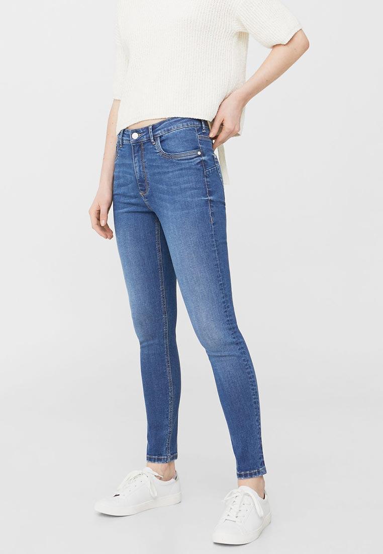Зауженные джинсы Mango (Манго) 13030287