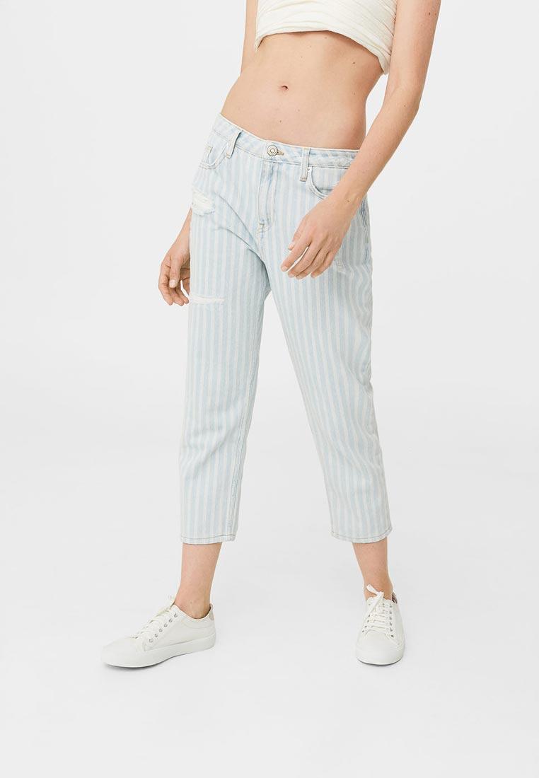 Прямые джинсы Mango (Манго) 13060452