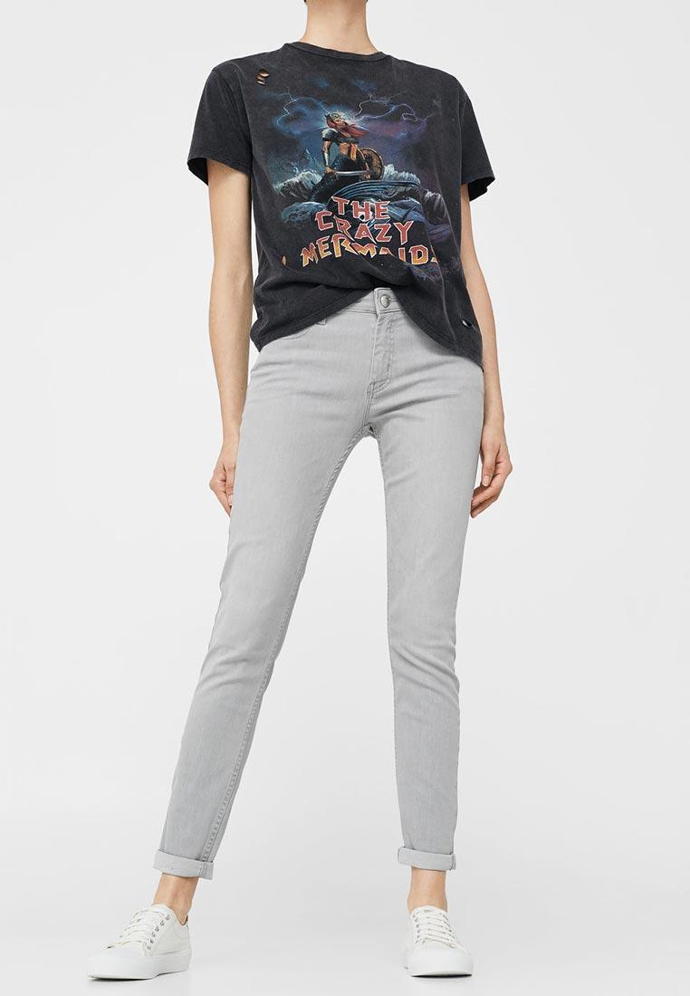 Зауженные джинсы Mango (Манго) 13020296
