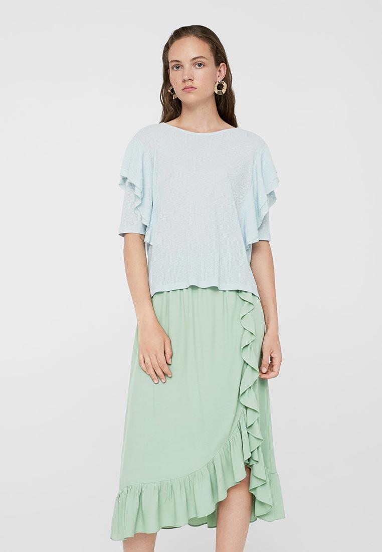 Прямая юбка Mango (Манго) 11060861