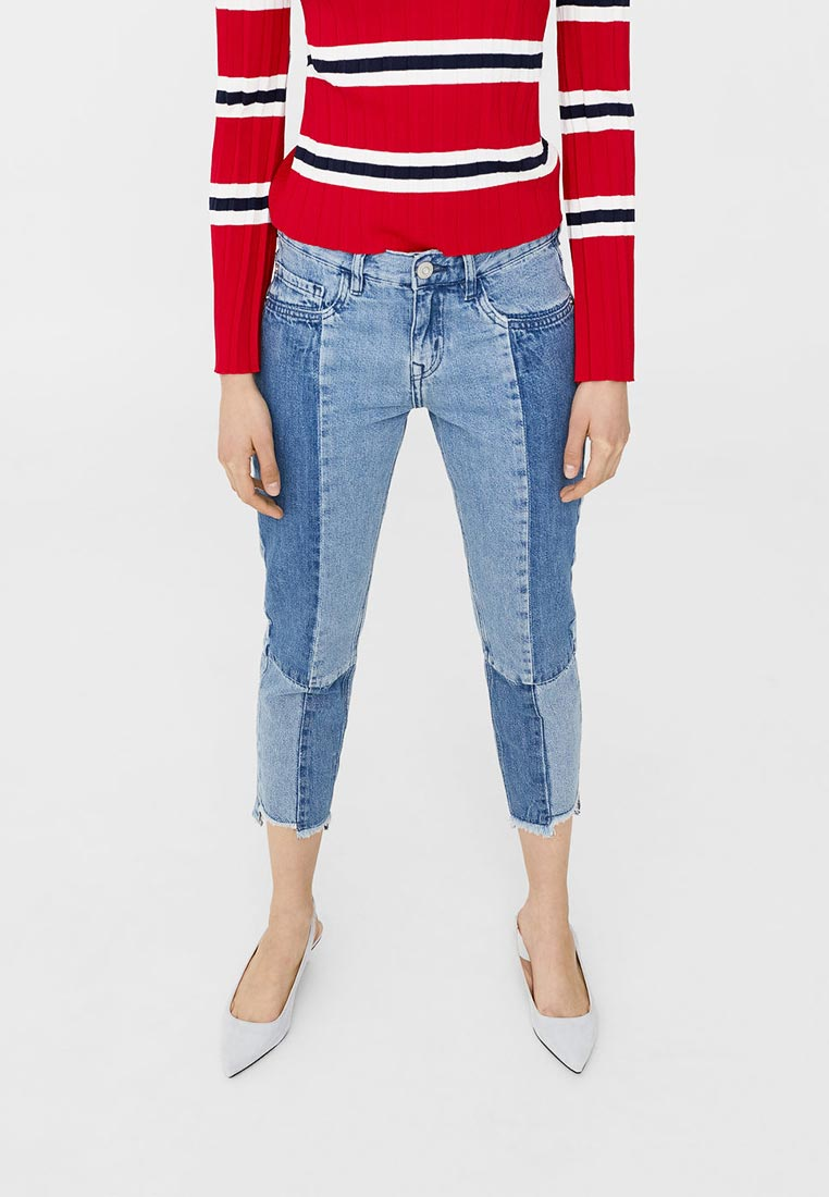 Зауженные джинсы Mango (Манго) 13067005