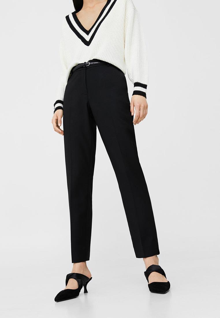 Женские зауженные брюки Mango (Манго) 11043022