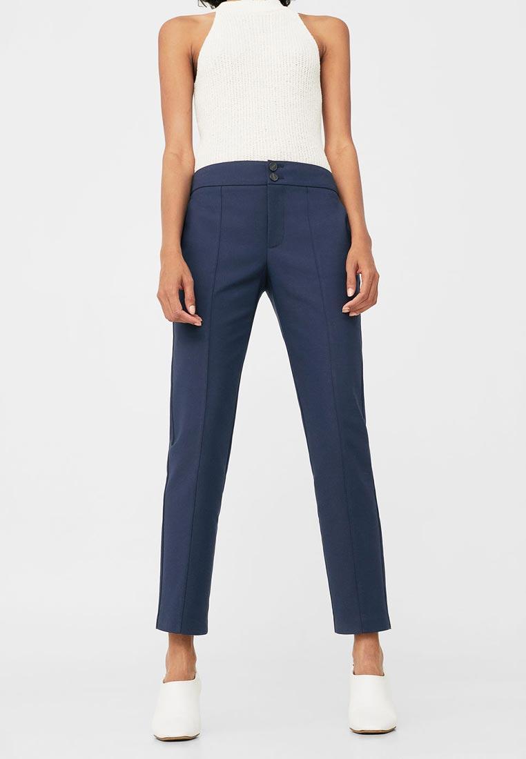 Женские зауженные брюки Mango (Манго) 13050546