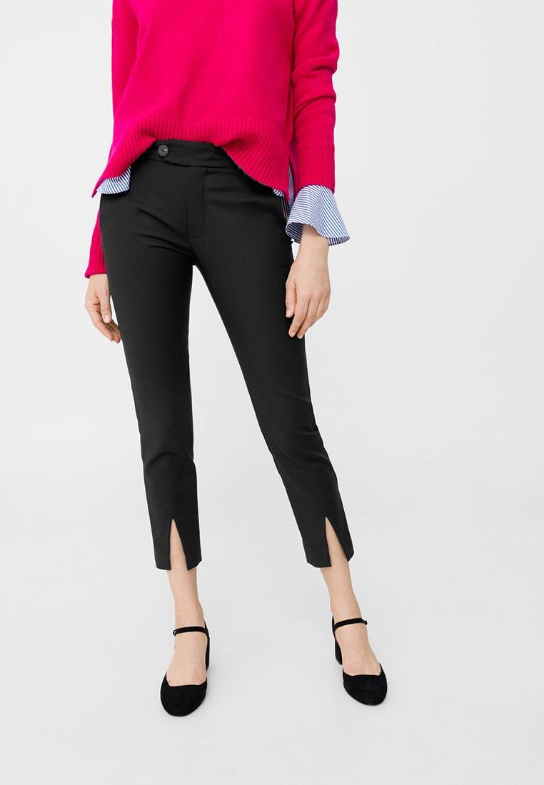 Женские зауженные брюки Mango (Манго) 11063021