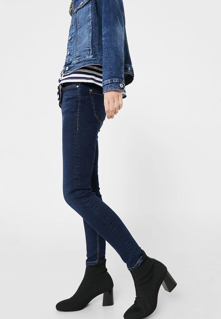 Зауженные джинсы Mango (Манго) 13040290