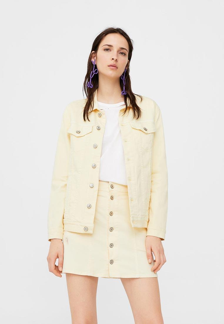 Джинсовая куртка Mango (Манго) 13093034
