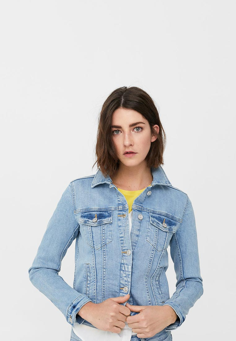 Джинсовая куртка Mango (Манго) 13020497