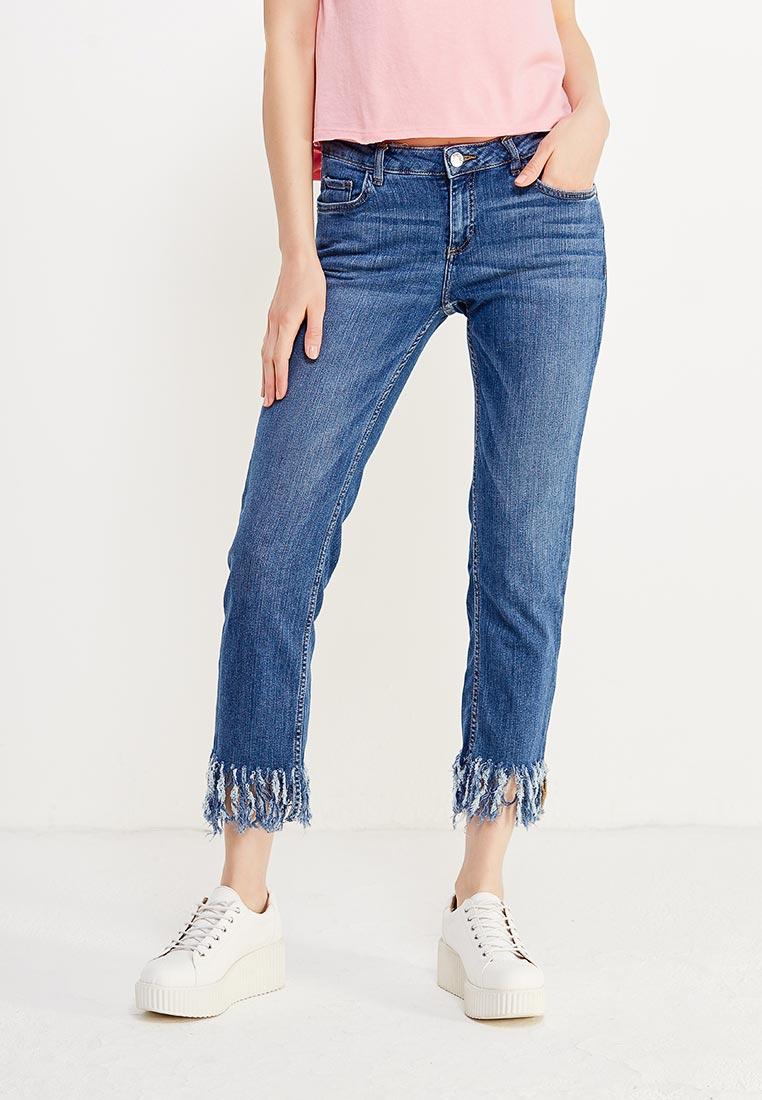 Прямые джинсы Mango (Манго) 13040694