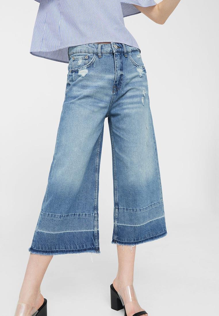 Широкие и расклешенные джинсы Mango (Манго) 13020324