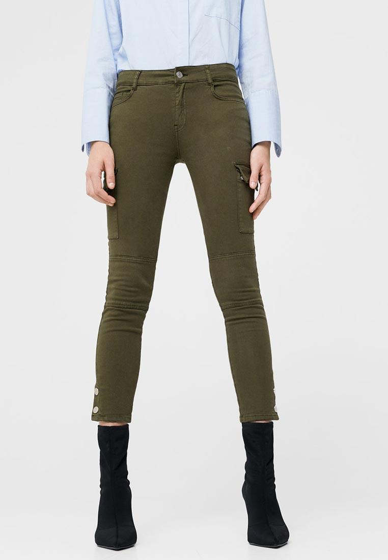 Женские зауженные брюки Mango (Манго) 11083746