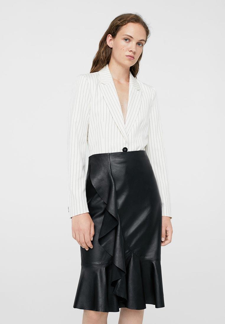 Широкая юбка Mango (Манго) 13080523