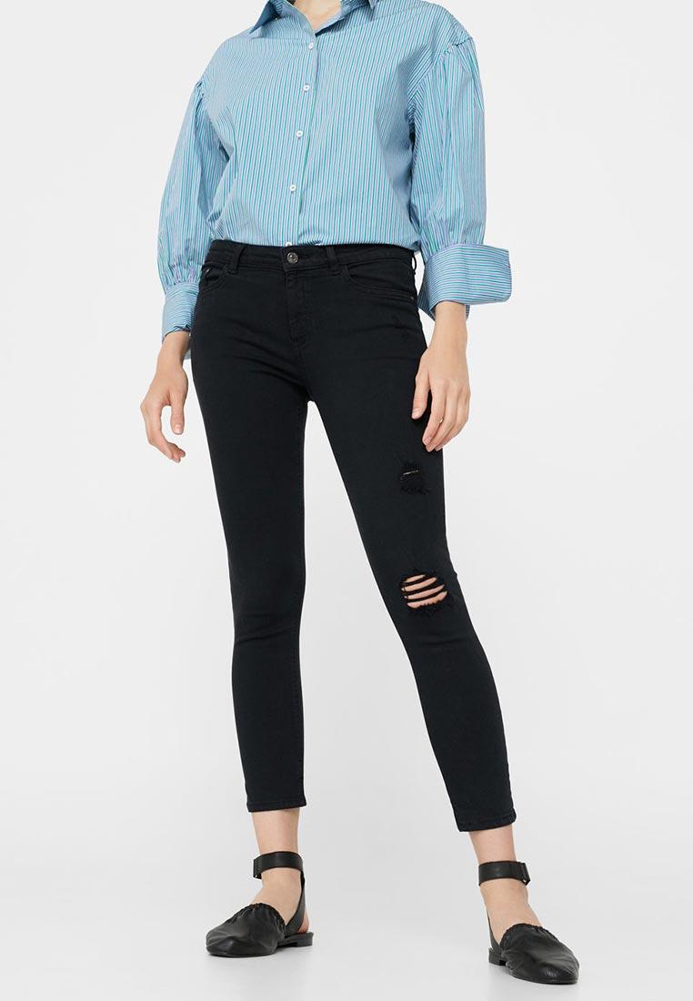 Зауженные джинсы Mango (Манго) 13023009