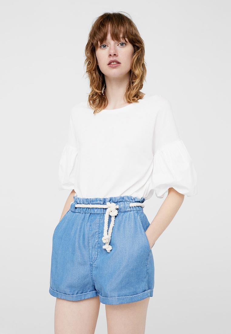Женские джинсовые шорты Mango (Манго) 13023045