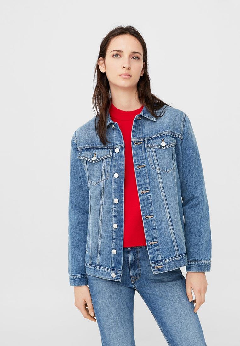 Джинсовая куртка Mango (Манго) 13065005