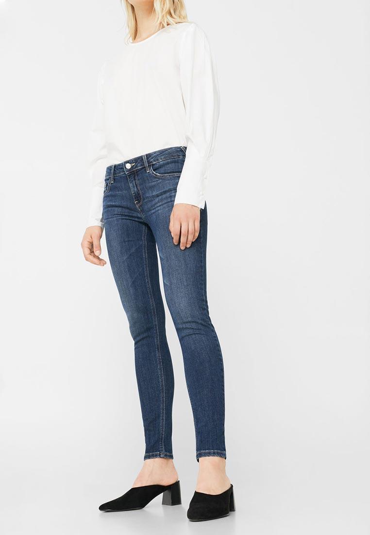 Зауженные джинсы Mango (Манго) 13010306