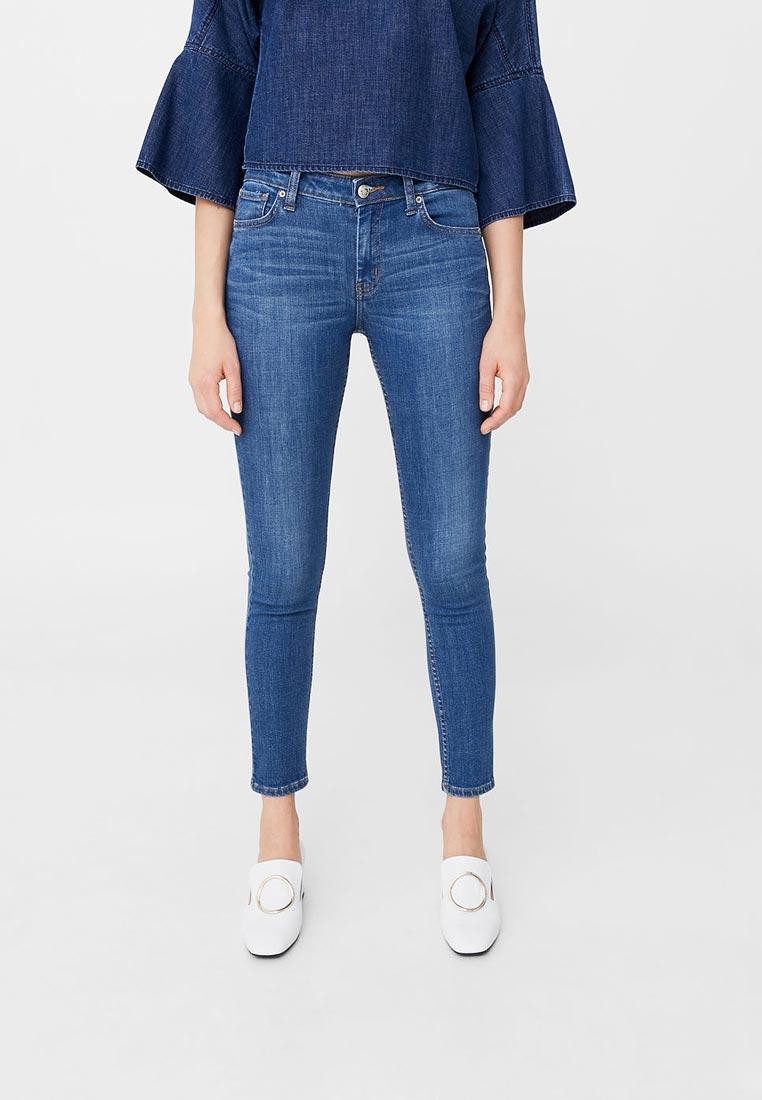Зауженные джинсы Mango (Манго) 11080397