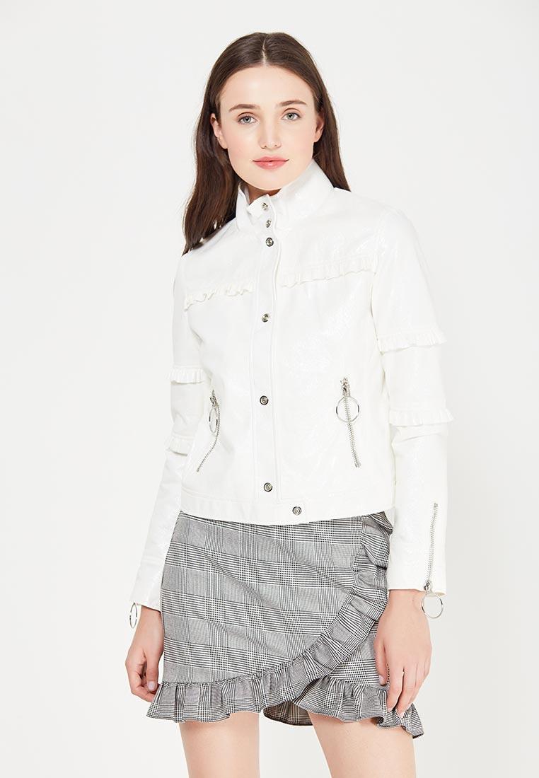 Кожаная куртка Mango (Манго) 13093035