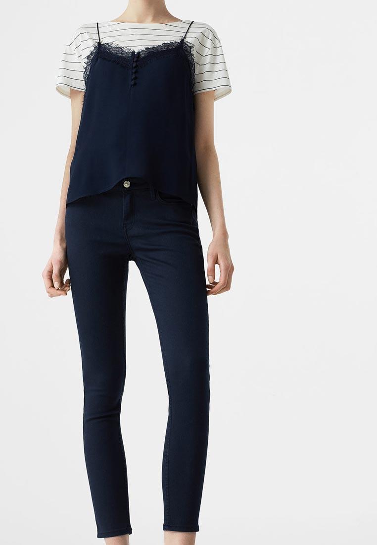 Зауженные джинсы Mango (Манго) 13000488