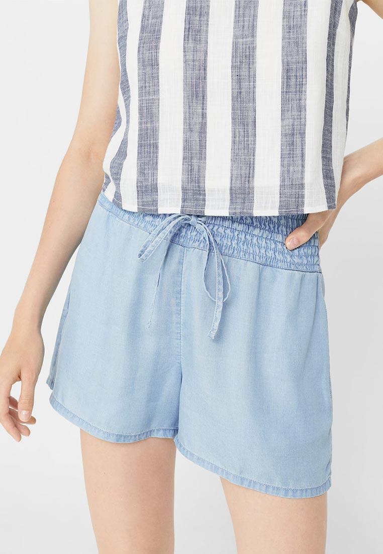Женские повседневные шорты Mango (Манго) 13020366