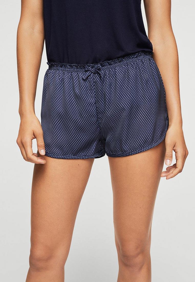 Женские домашние брюки Mango (Манго) 13083647