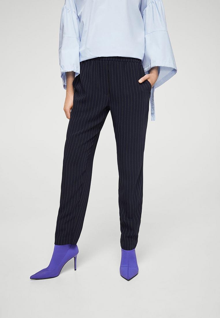 Женские зауженные брюки Mango (Манго) 11063670