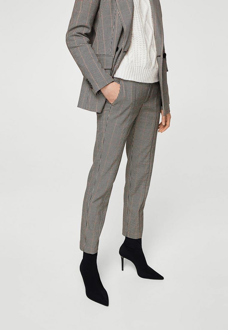 Женские зауженные брюки Mango (Манго) 11025023