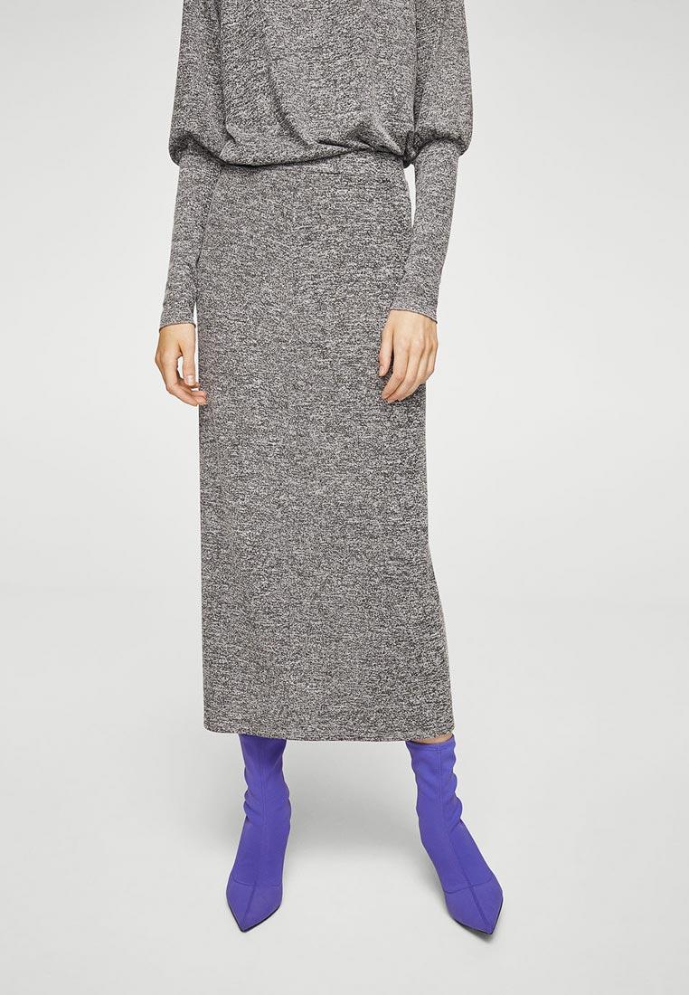 Прямая юбка Mango (Манго) 13033714