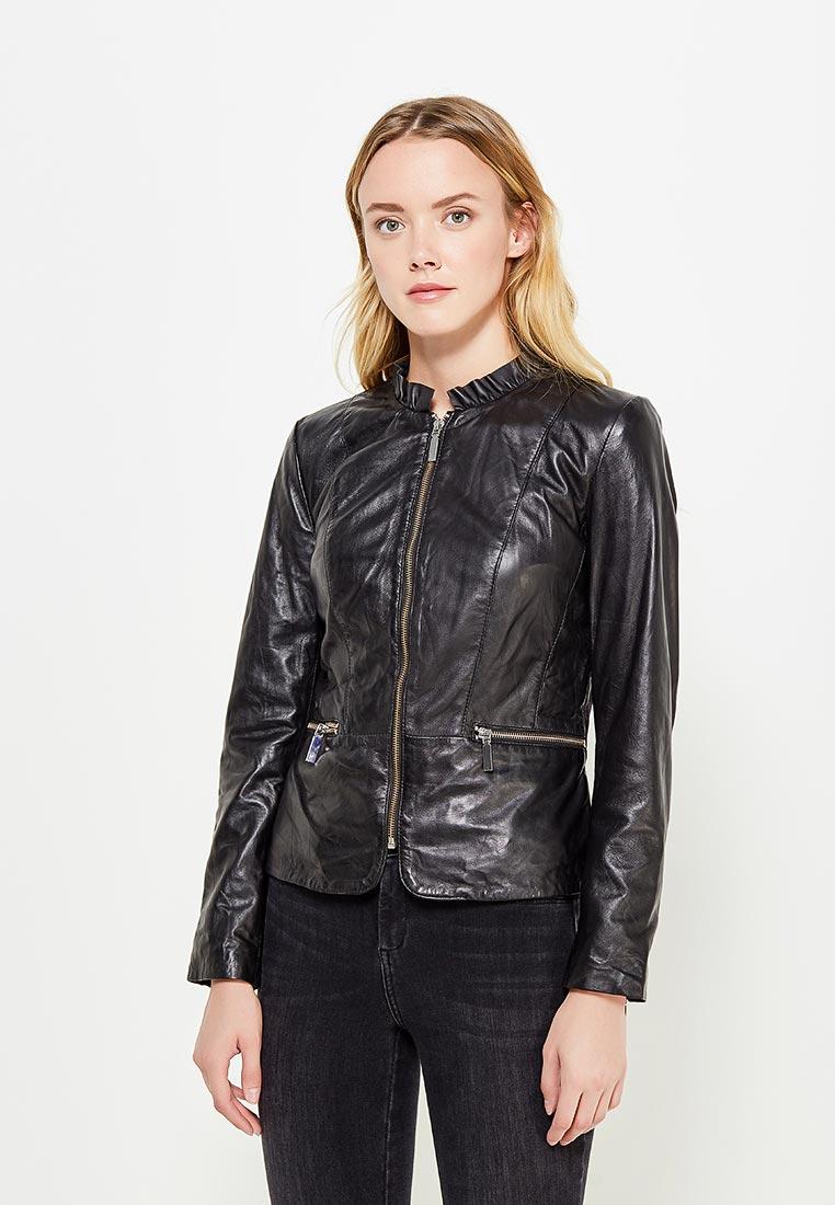 Кожаная куртка Mango (Манго) 13093704
