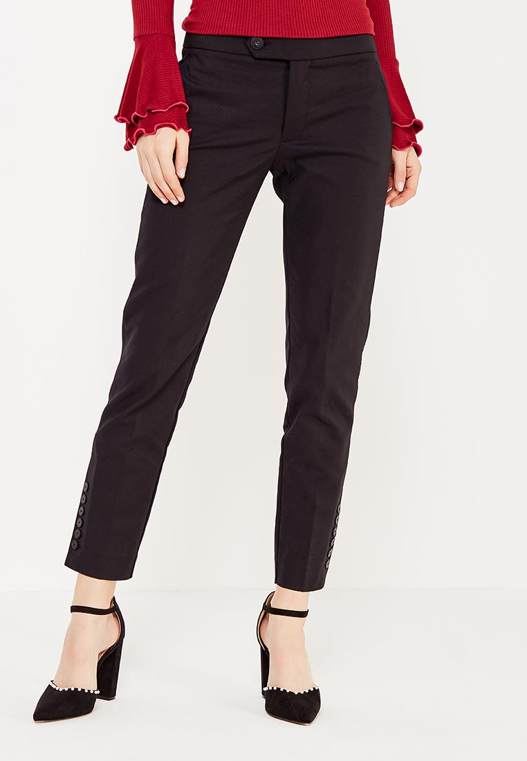 Женские зауженные брюки Mango (Манго) 13013679