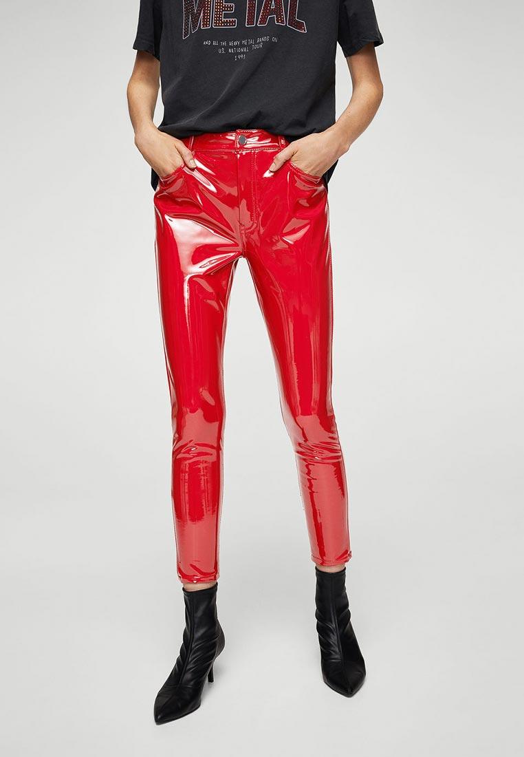 Женские зауженные брюки Mango (Манго) 13053722