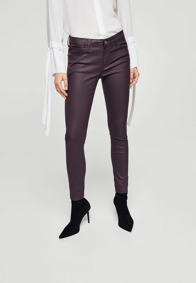Женские зауженные брюки Mango (Манго) 11015004