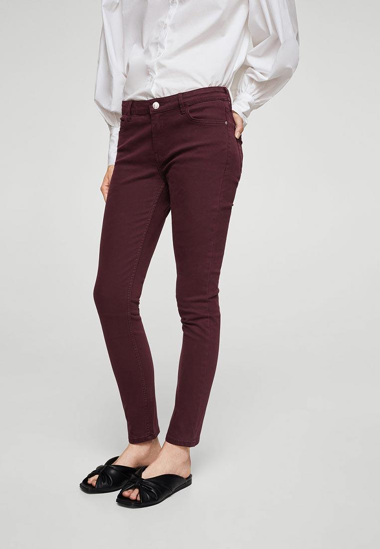Женские зауженные брюки Mango (Манго) 13005658