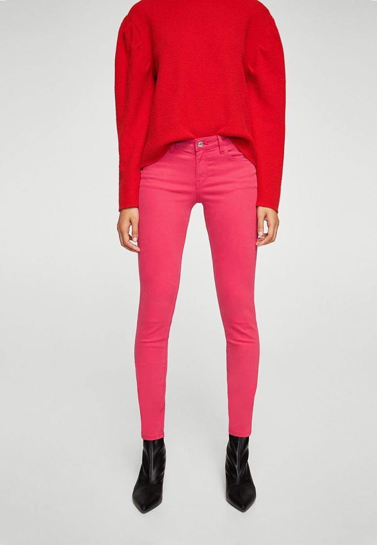 Женские зауженные брюки Mango (Манго) 13085707