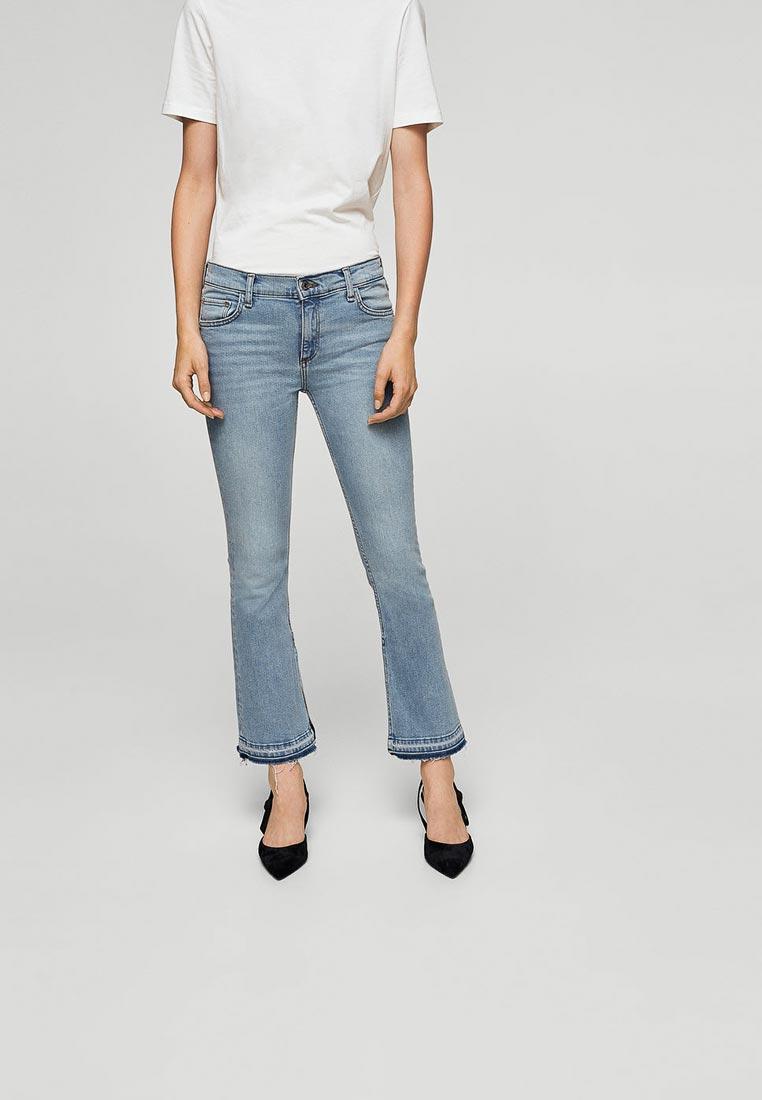 Широкие и расклешенные джинсы Mango (Манго) 13045642