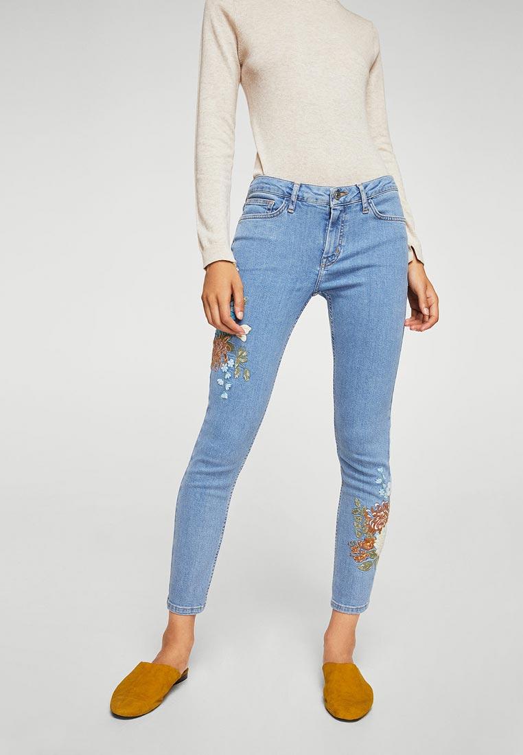 Зауженные джинсы Mango (Манго) 13055026
