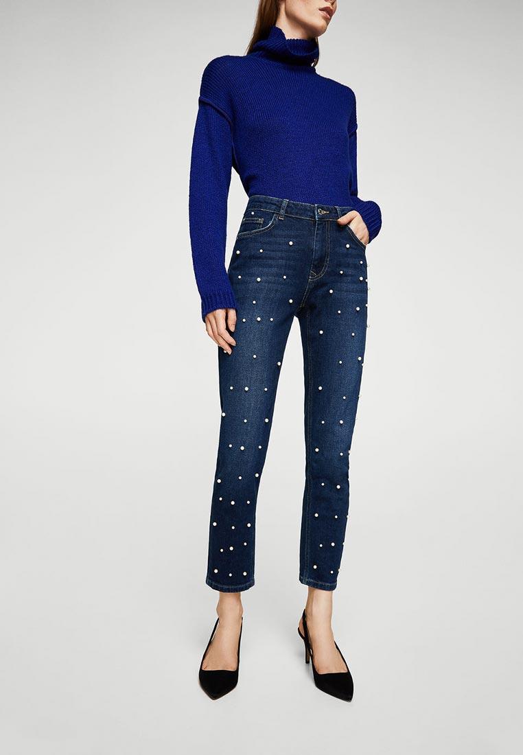 Прямые джинсы Mango (Манго) 13093740