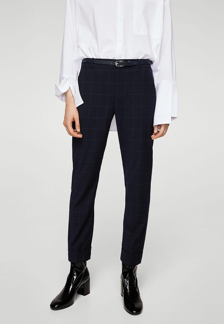 Женские зауженные брюки Mango (Манго) 11075691
