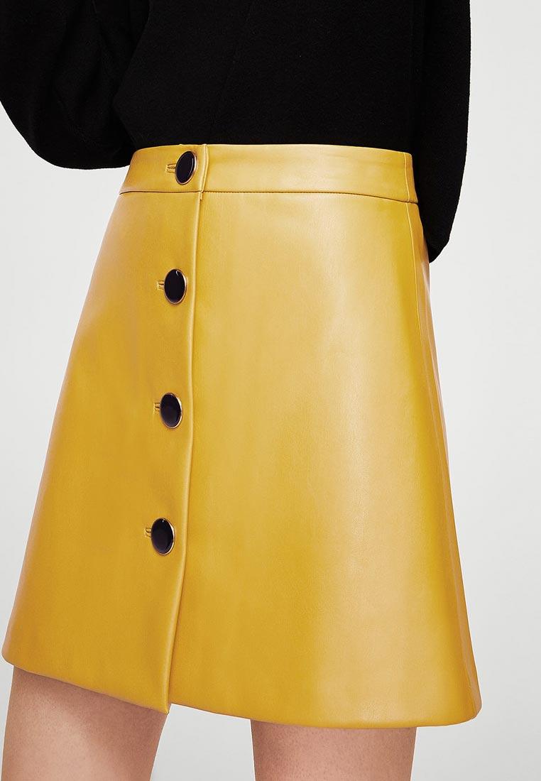 Прямая юбка Mango (Манго) 13025707