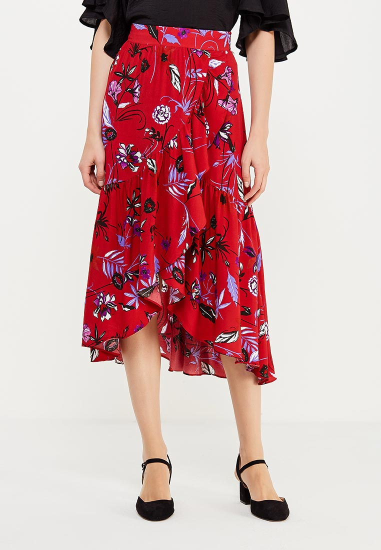 Широкая юбка Mango (Манго) 13045734