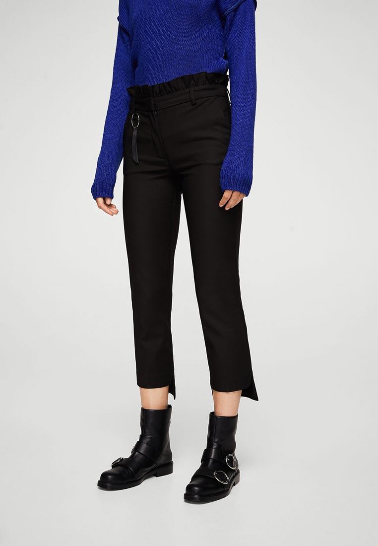 Женские зауженные брюки Mango (Манго) 13015685