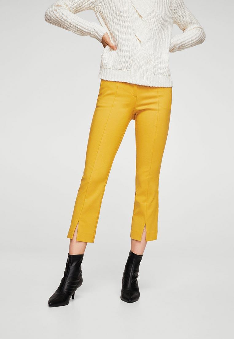 Женские зауженные брюки Mango (Манго) 13025684