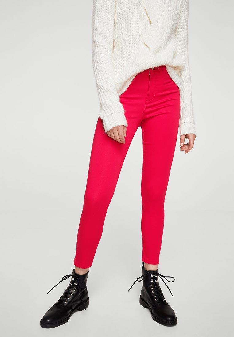 Женские зауженные брюки Mango (Манго) 13085693