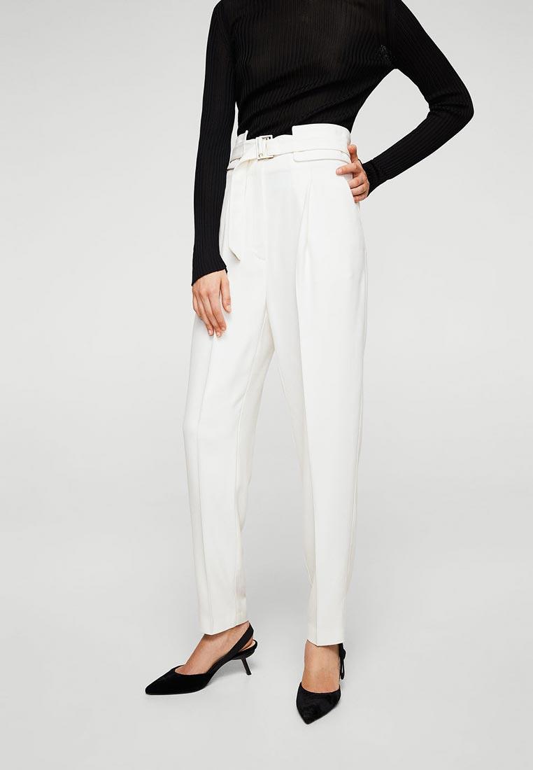 Женские зауженные брюки Mango (Манго) 11027033