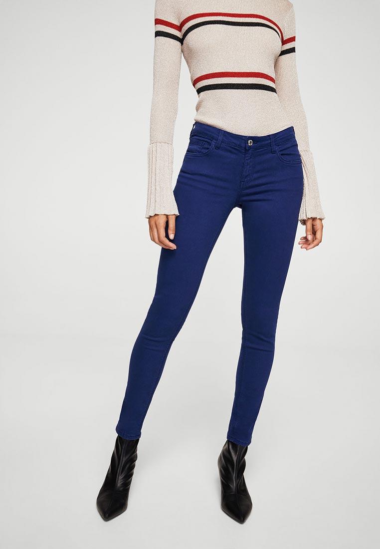 Зауженные джинсы Mango (Манго) 13025709