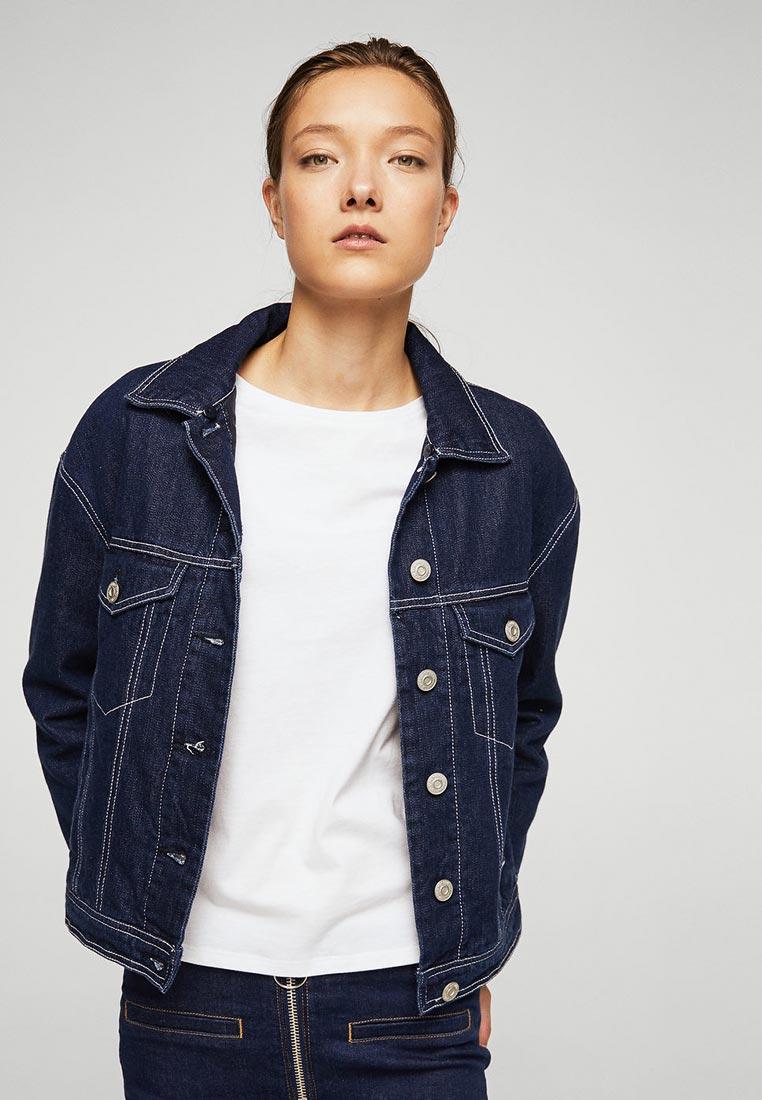 Джинсовая куртка Mango (Манго) 13045708