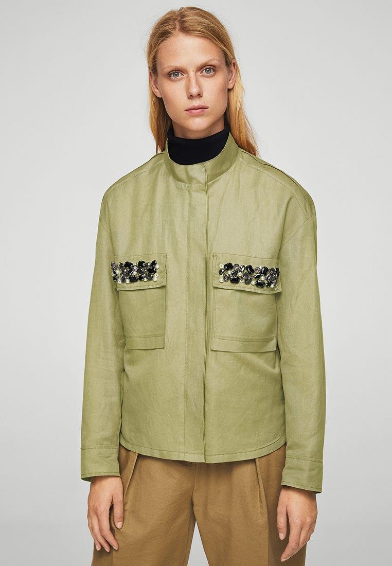 Утепленная куртка Mango (Манго) 13085724