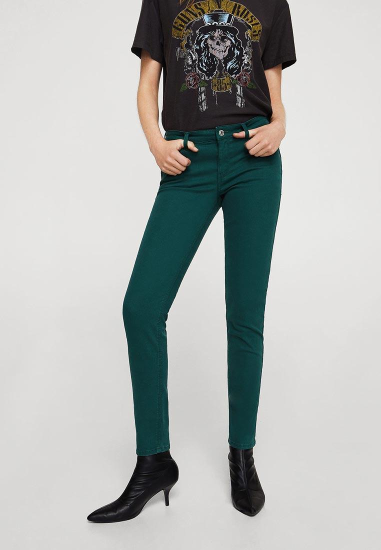 Женские зауженные брюки Mango (Манго) 13035708