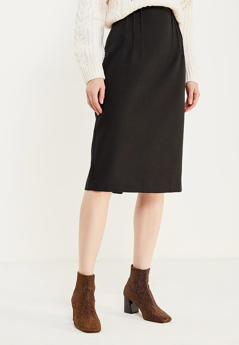 Прямая юбка Mango (Манго) 11055748